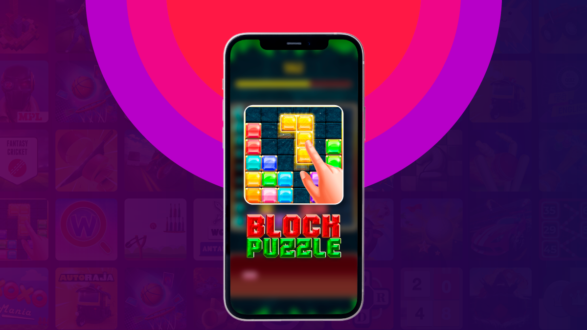 how to play block puzzle game online
