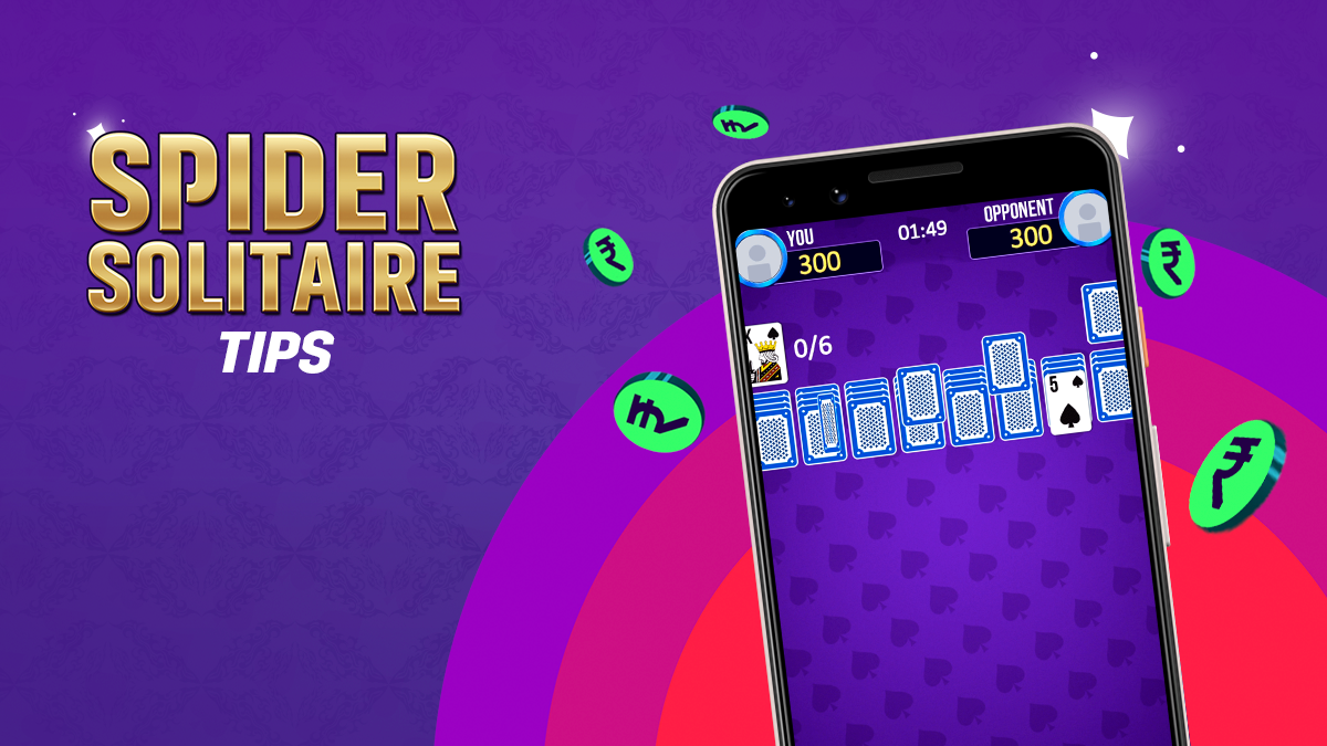 tips and strategies to win spider solitaire